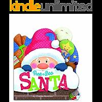 Peek-a-Boo Santa (Charles Reasoner Peek-a-Boo Books)