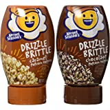 Kernel Season's Drizzle Brittle, Variety Pack, 13.1 oz, Pack of 2