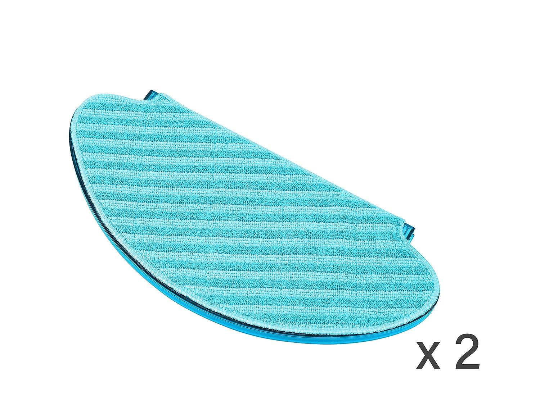 Acquisto Rowenta zr6902es–2panni di ricambio per i robot della Gamma Smart Force Essential Aqua, in microfibra, lavabili E Facile uso Prezzo offerta