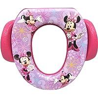 """Disney Minnie Mouse""""Bowtique"""" Soft Potty Seat, Purple"""