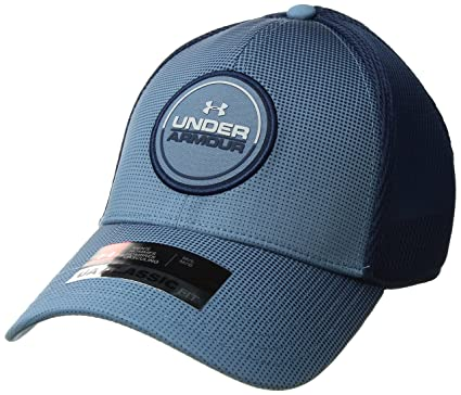 Under Armour Mens UA Eagle Cap 2.0 Gorra, Hombre, Bass Blue/Academy/