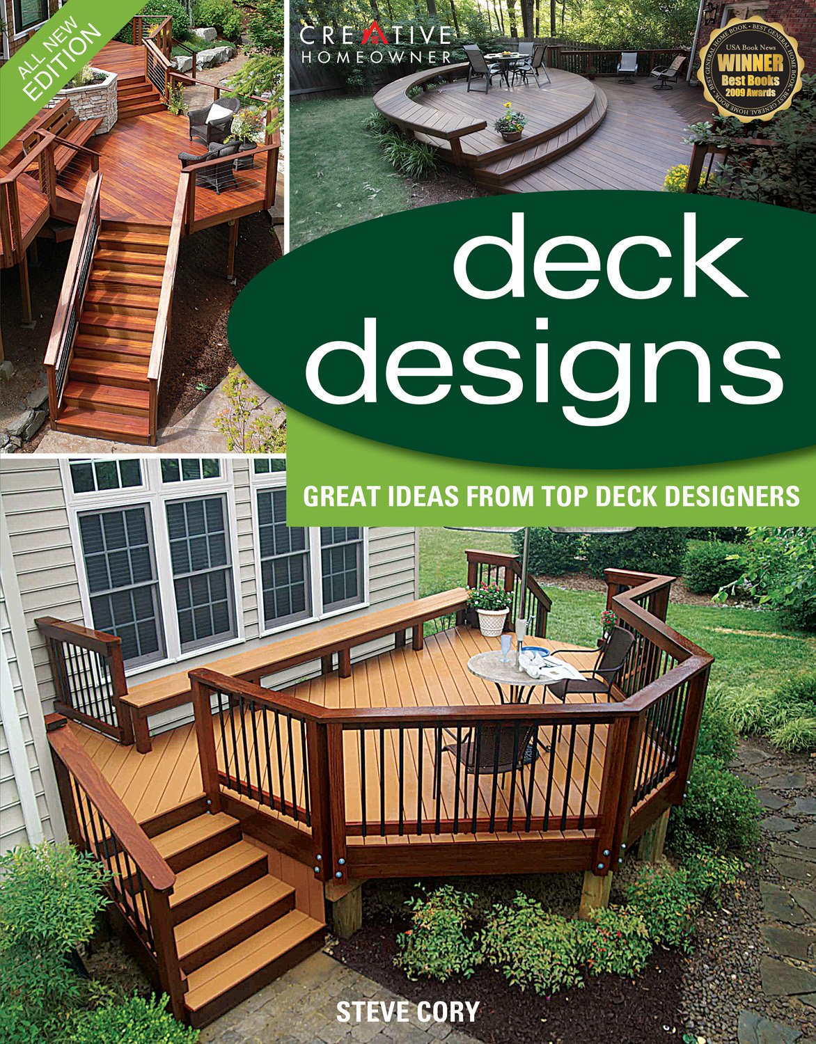 Image result for deck designs book