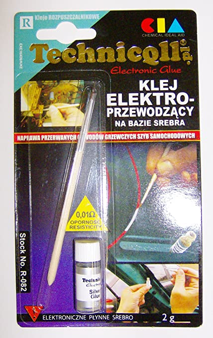 electro conductive adhesive glue for heating circuits printed rh amazon co uk