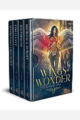 Wings & Wonder (Angels & Magic Book 3) Kindle Edition