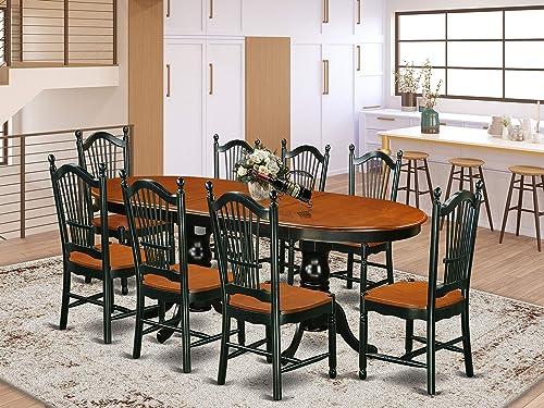 9 Piece Kitchen table set