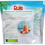 DOLE Frozen Strawberries Peaches and Bananas, 14