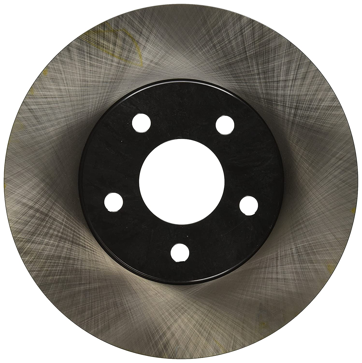 Centric Parts 120.62104 Premium Brake Rotor with E-Coating