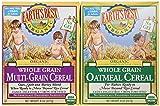 Earth's Best Organic Whole Grain Oatmeal and