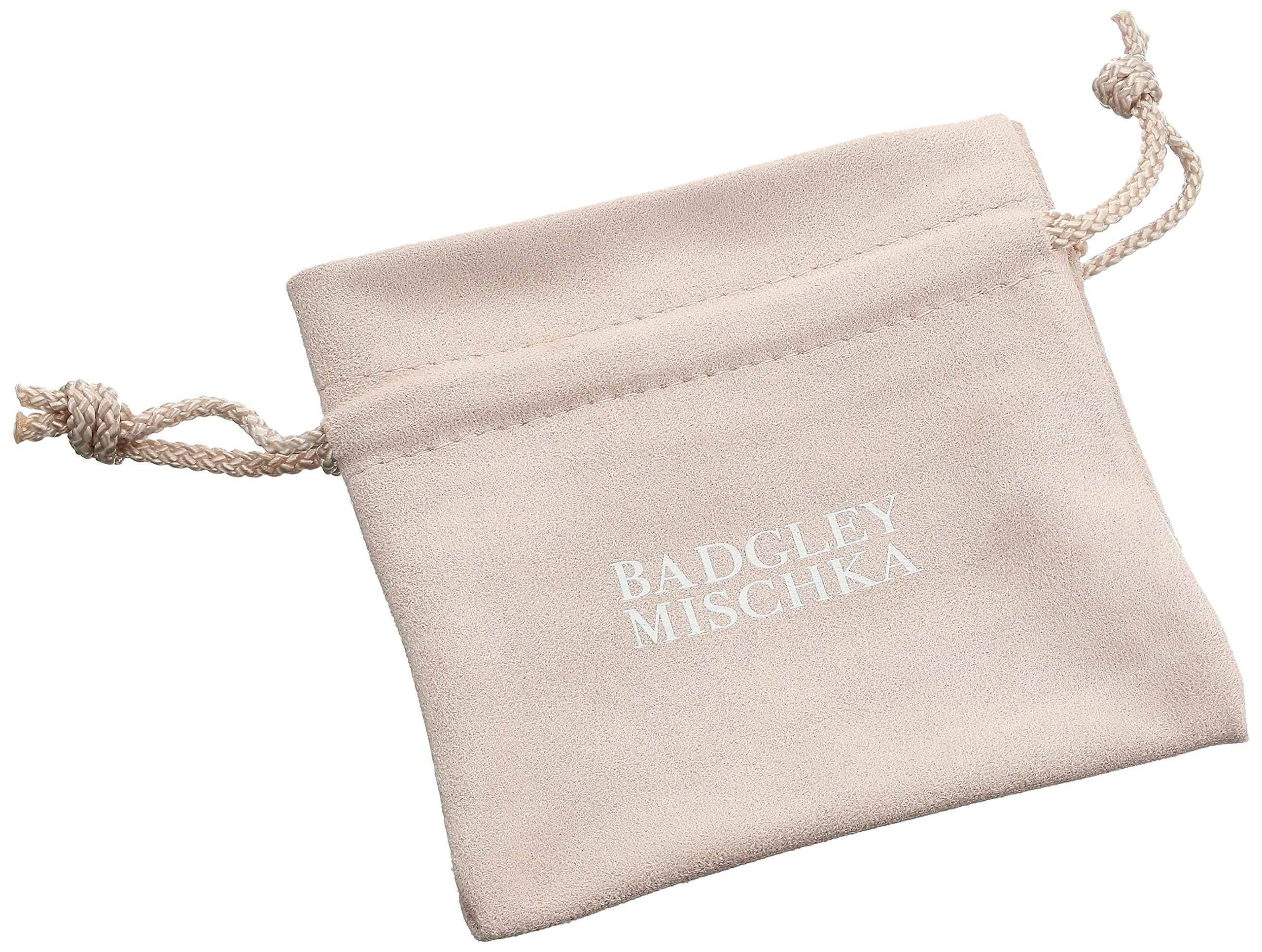 Badgley Mischka Womens Pink Ombre Triple Tassel Drop Earrings, Gold Tone, One Size by Badgley Mischka (Image #3)
