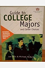 Guide to College Majors and Career Choices Paperback