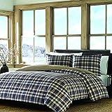 Eddie Bauer Port Gamble Comforter Set, Full/Queen