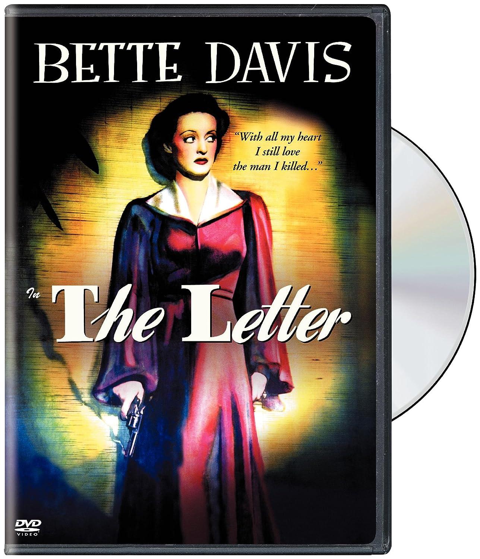 Amazon The Letter Bette Davis Herbert Marshall James