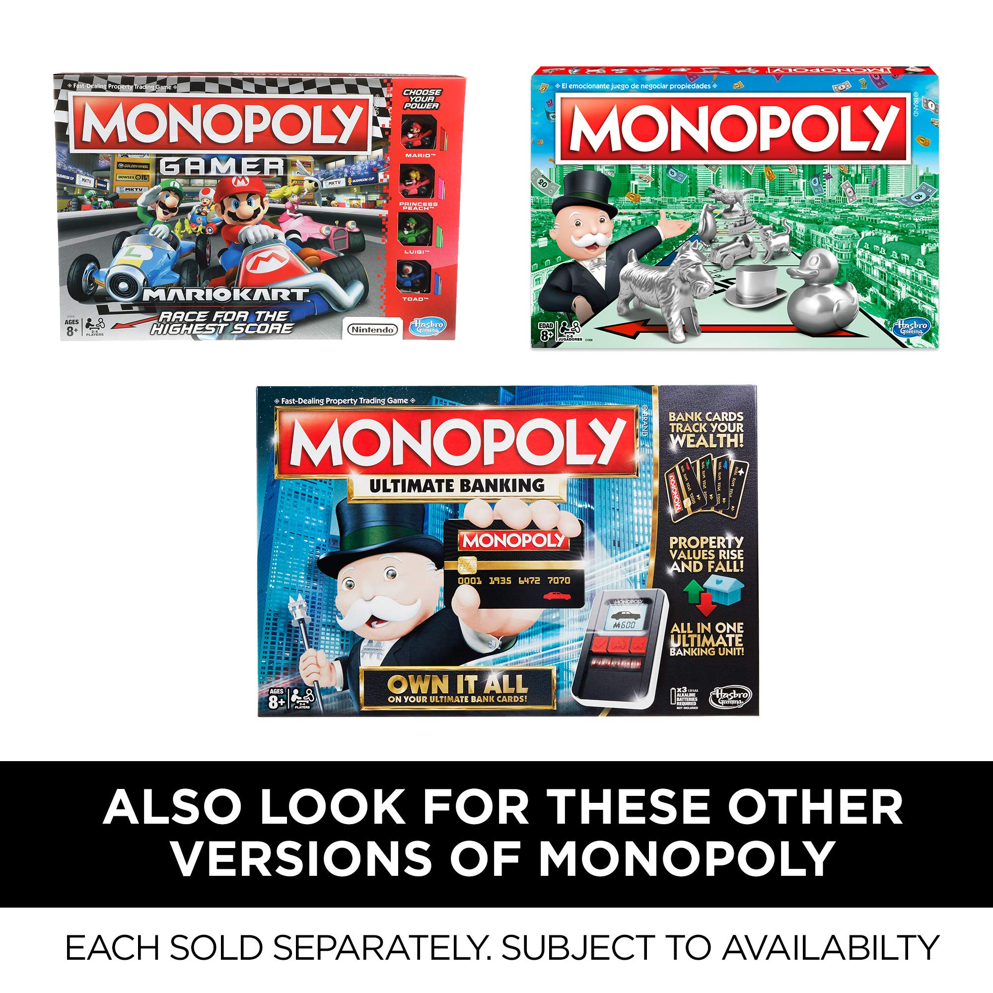 MONOPOLY CHEATERS /E: Amazon.es: Libros en idiomas extranjeros