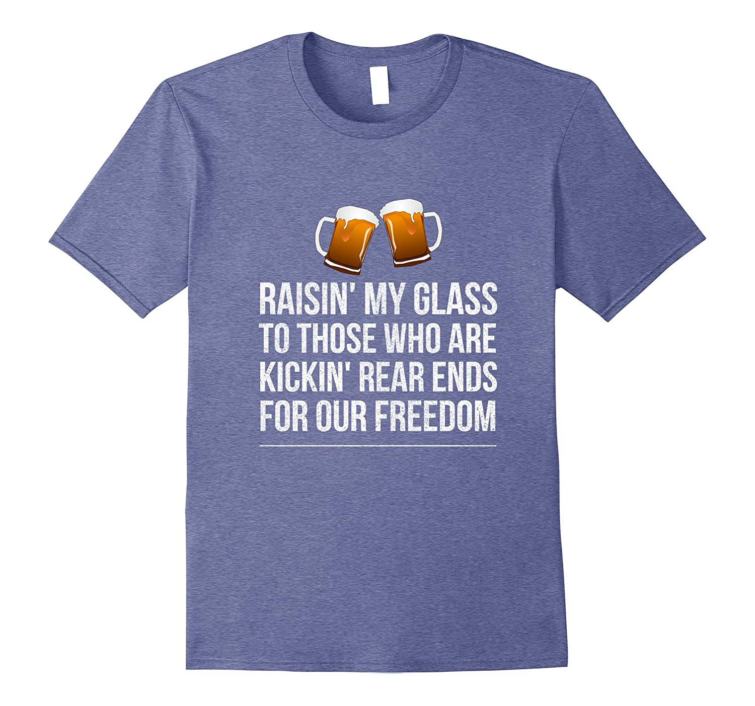 51362c29b2c6a Raisin my glass those who freedom veterans gift t-shirt-CD – Canditee
