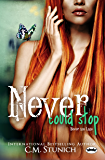 Never Could Stop: A New Adult Romance (Tasting Never Book 7)