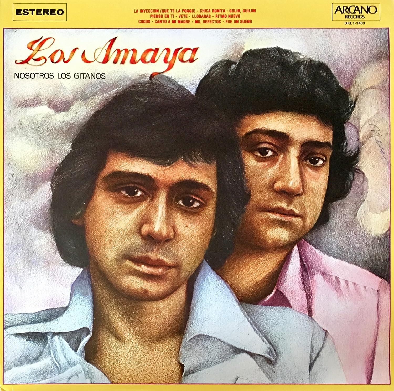 Los Amaya, Unknown - Los Amaya Nosotros Los Gitanos Vinyl LP Spain ...