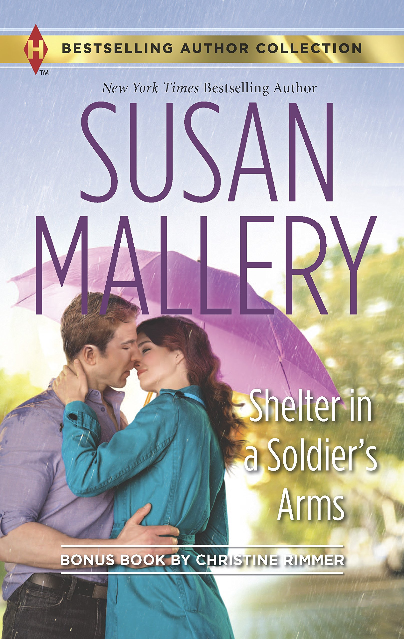 Shelter in a Soldier's Arms: Donovan's Child (Harlequin Bestselling Author Collection) pdf