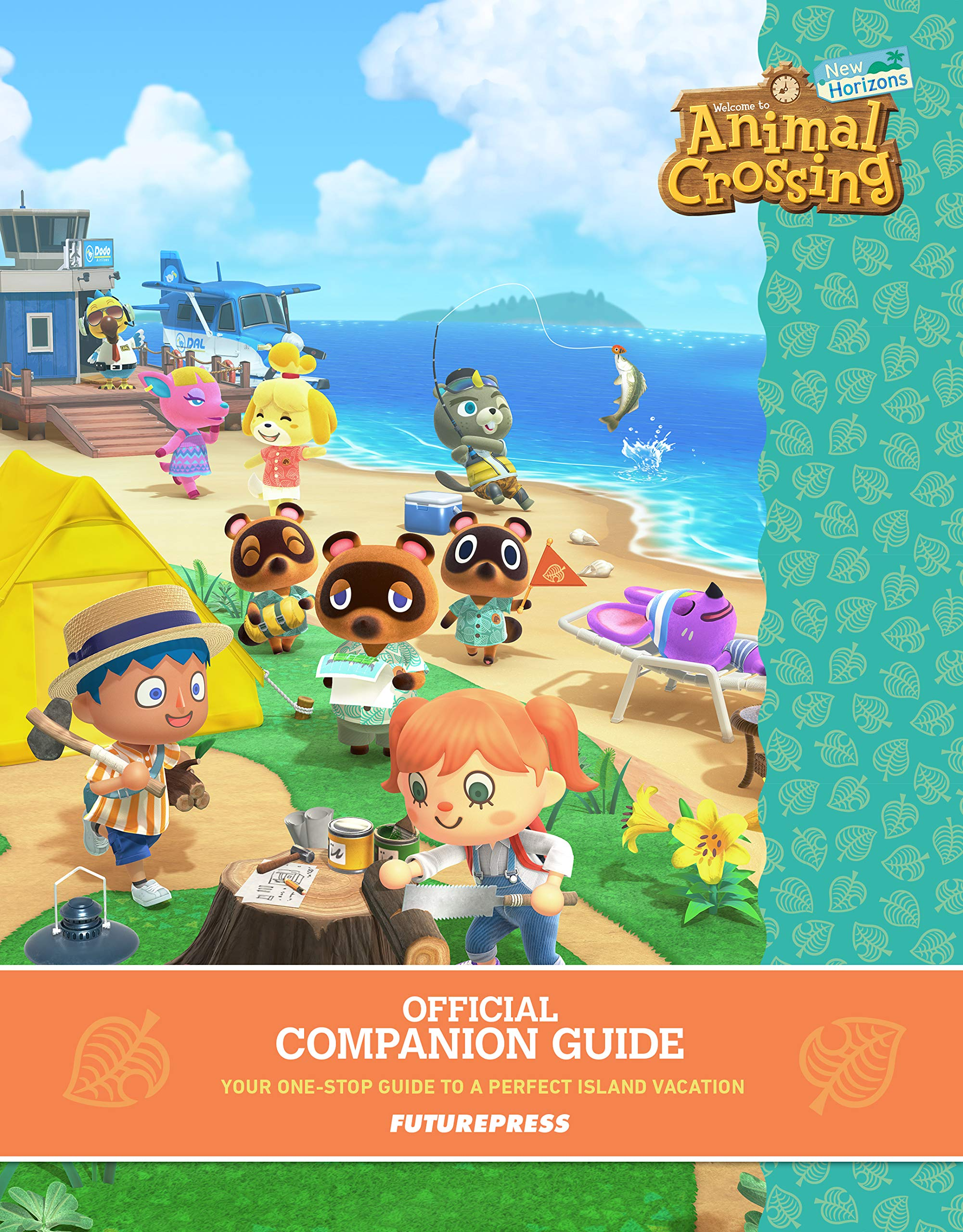 Animal Crossing New Horizons Official Companion Guide Future