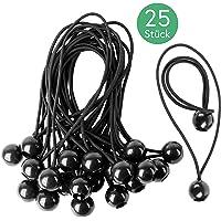 CoverUp! 25 Bolas Bungee - Cuerdas elásticas