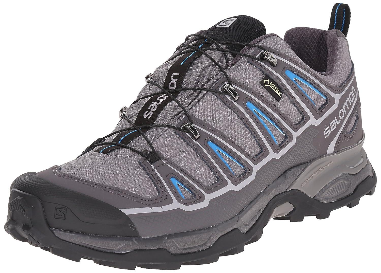 [サロモン] SALOMON トレッキングシューズ ハイキングシューズ 防水 登山靴 B00SWC0MT2 26.5 cm DETROIT/AUTOBAHN/METHYL BLUE