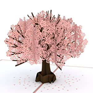 Lovepop Cherry Blossom Pop Up Card, Mother's Day Card, Spring Card, Tree Card