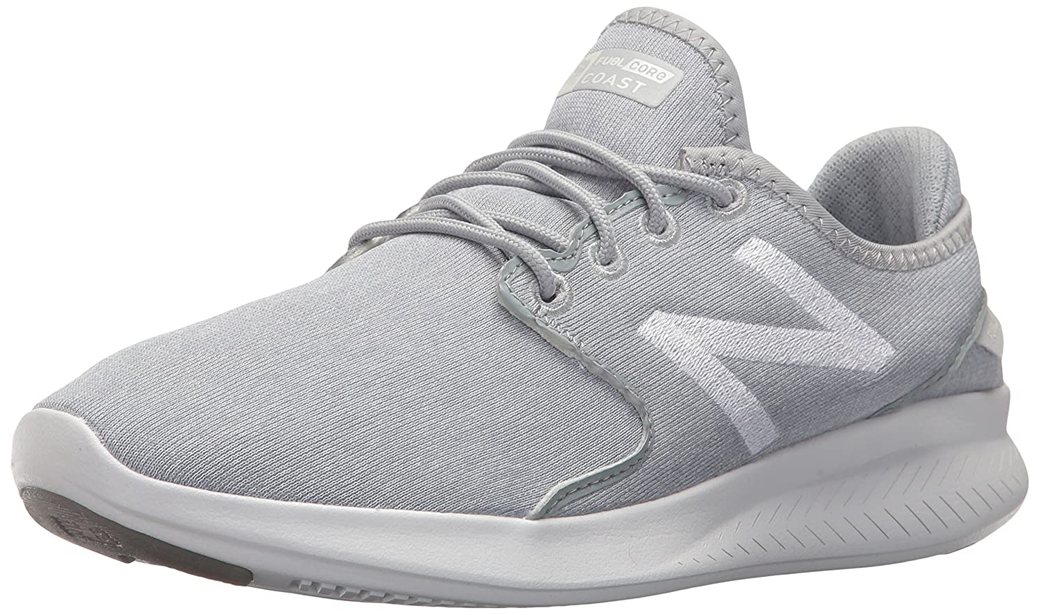 New Balance Women's Coast V3 Running Shoe B01N0UK9U5 9 D US|Silver