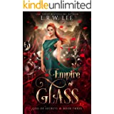 Empire of Glass: A Passionate Paranormal Romance with New Adult Appeal (God of Secrets Book 3)