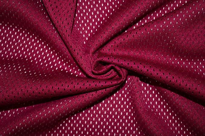 f5b544b8781 Amazon.com: Athletic Sports Mesh Knit Football Fabric 58
