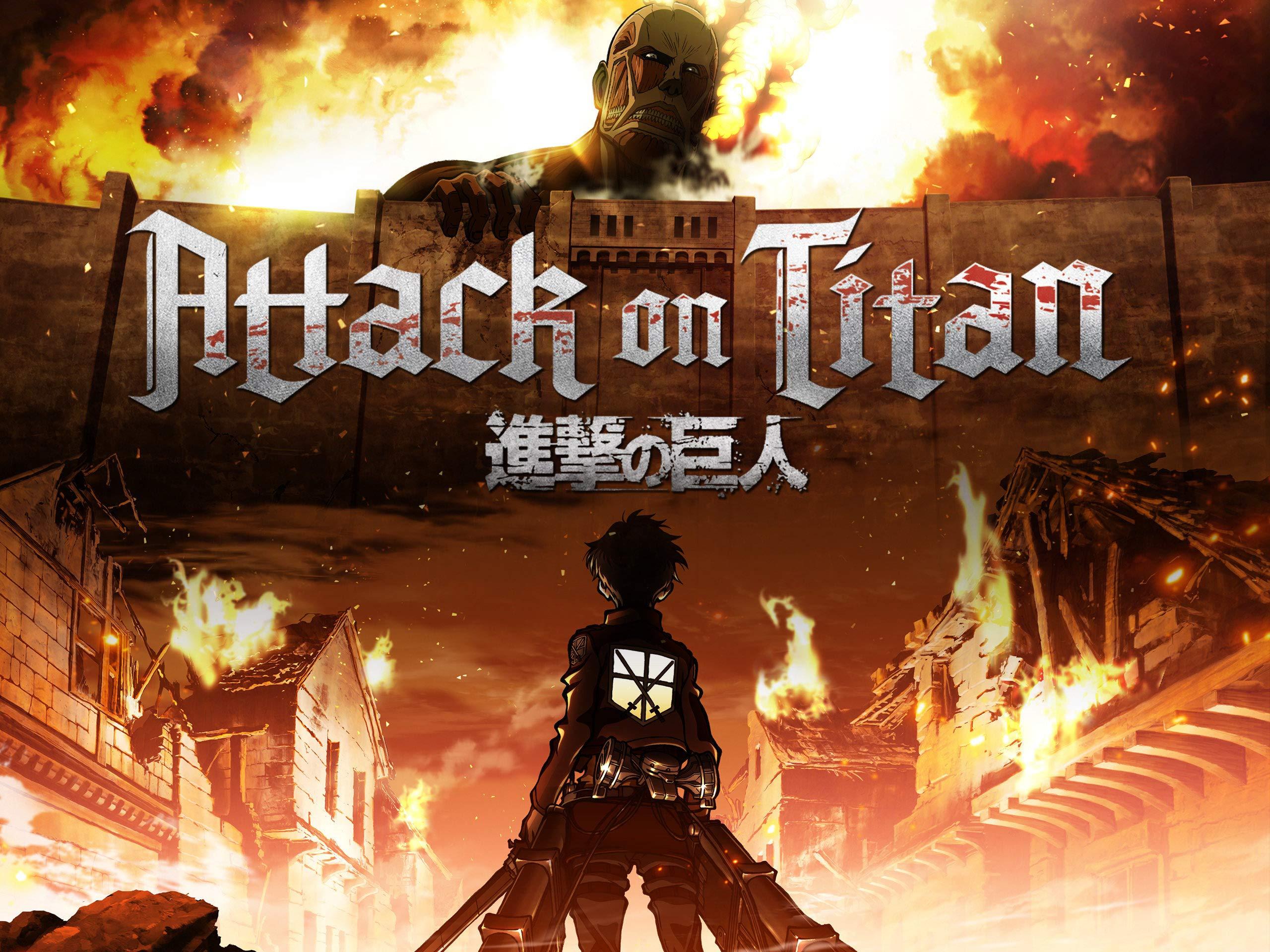 Attack On Titan Junior High Episode 13 English Dub