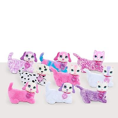Puppy Surprise Plush Toy, Multicolor: Toys & Games