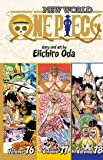 One Piece (Omnibus Edition), Vol. 26: Includes vols. 76, 77 & 78 (Volume 26)