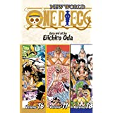 One Piece (Omnibus Edition), Vol. 26, 26: Includes Vols. 76, 77 & 78