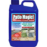Patio Magic! Green Mould and Algae Killer Liquid Concentrate Bottle, 5 L