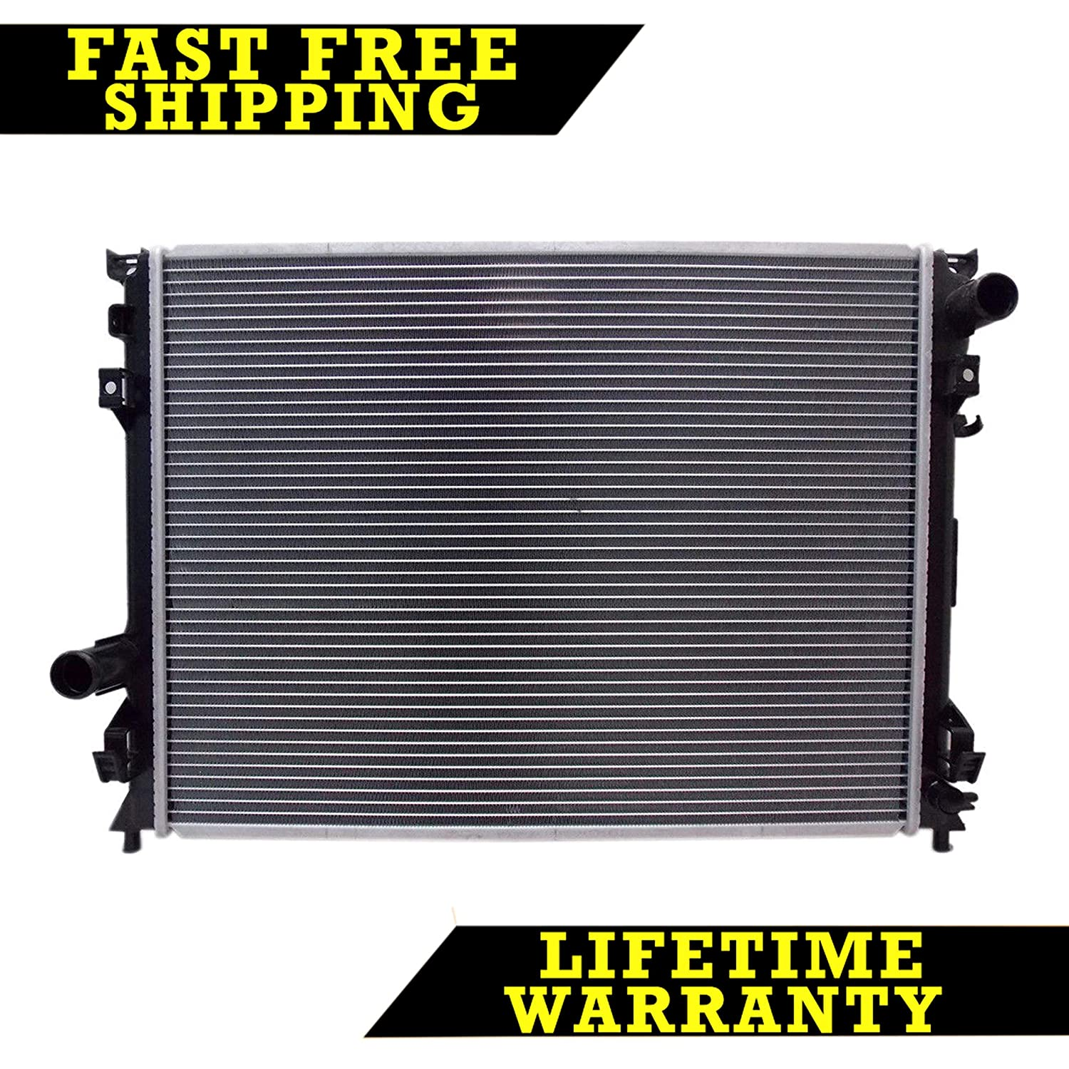 RADIATOR FOR CHRYSLER DODGE FITS 300 MAGNUM CHARGER 2767 HEAVY DUTY COOLING Sunbelt Radiators