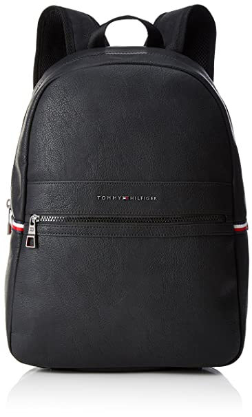 cd02f6e5cc Tommy Hilfiger Essential Uomo Backpack Nero