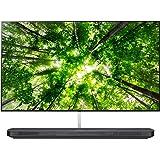 LG Signature OLED77W8PUA 77-Inch 4K Ultra HD Smart OLED TV (2018)