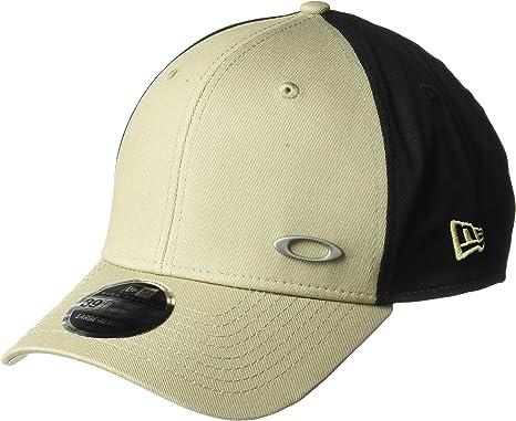 Oakley Tinfoil Cap Gorra de béisbol, Unisex Adulto: Oakley: Amazon ...