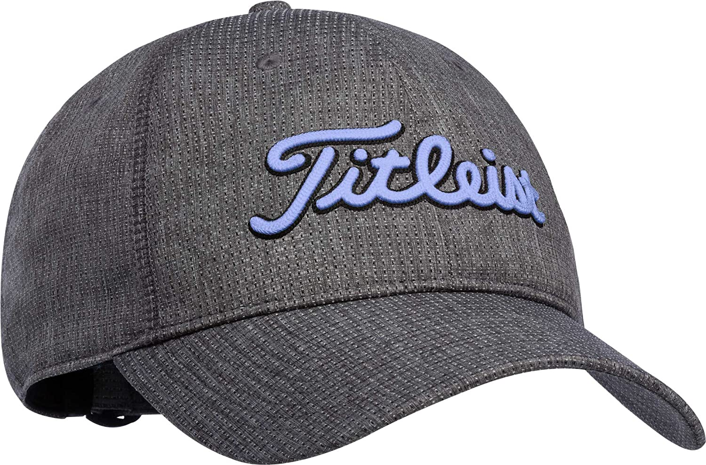 Amazon.com  Titleist Women s Breezer Golf Hat (Navy Pink 95049af0d483