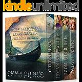 The Viking Lore Series: The Saga Begins: Three Full-Length Novels and One Novella