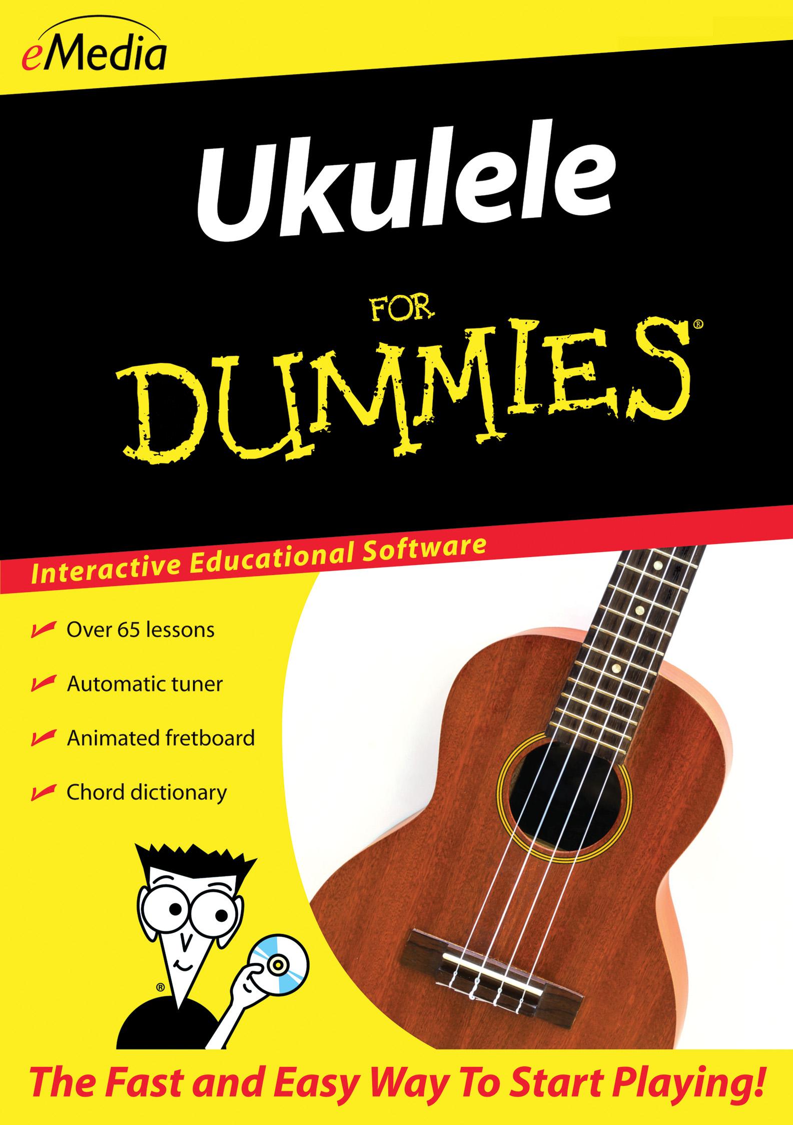 eMedia Ukulele for Dummies [Download]