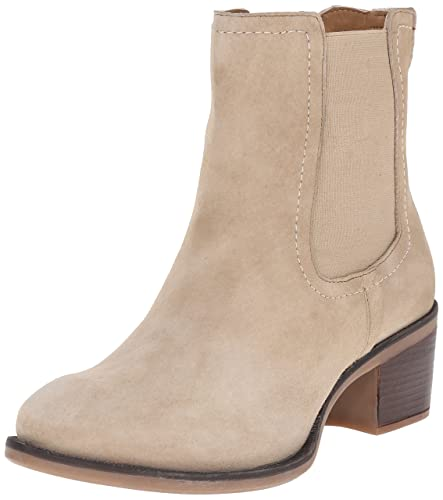 cee4b19e3af Hush Puppies Landa Nellie Women 7.5 Light Taupe Suede