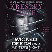 Wicked Deeds on a Winter's Night: Immortals After Dark, Book 4