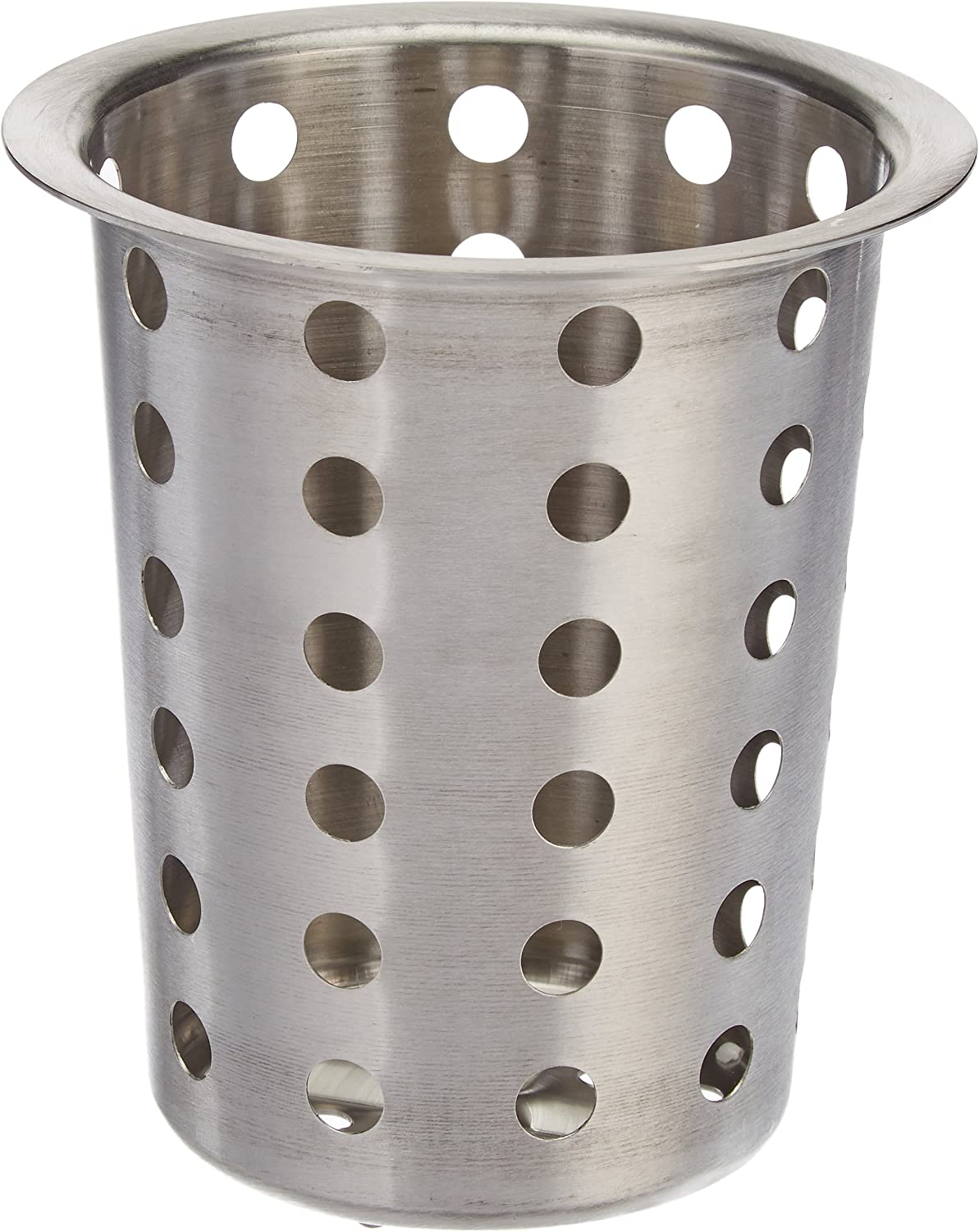 Winco Flatware Cylinder, Stainless Steel