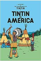 Tintin in America Paperback
