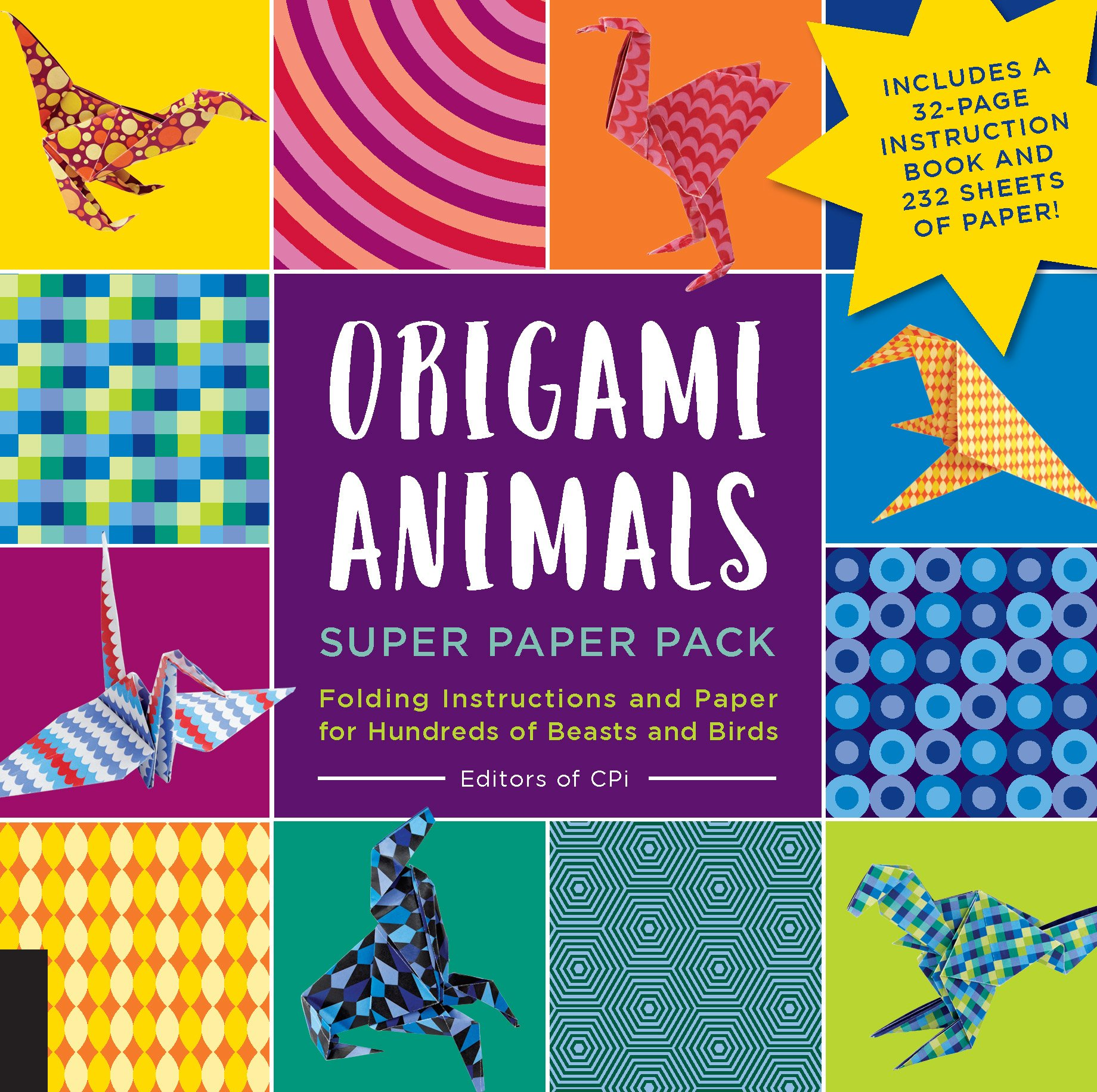 Origami Animals instructions | 1831x1840