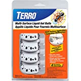 TERRO T334CAN Multi-Surface Liquid Ant Baits - 4 Discreet Bait Stations