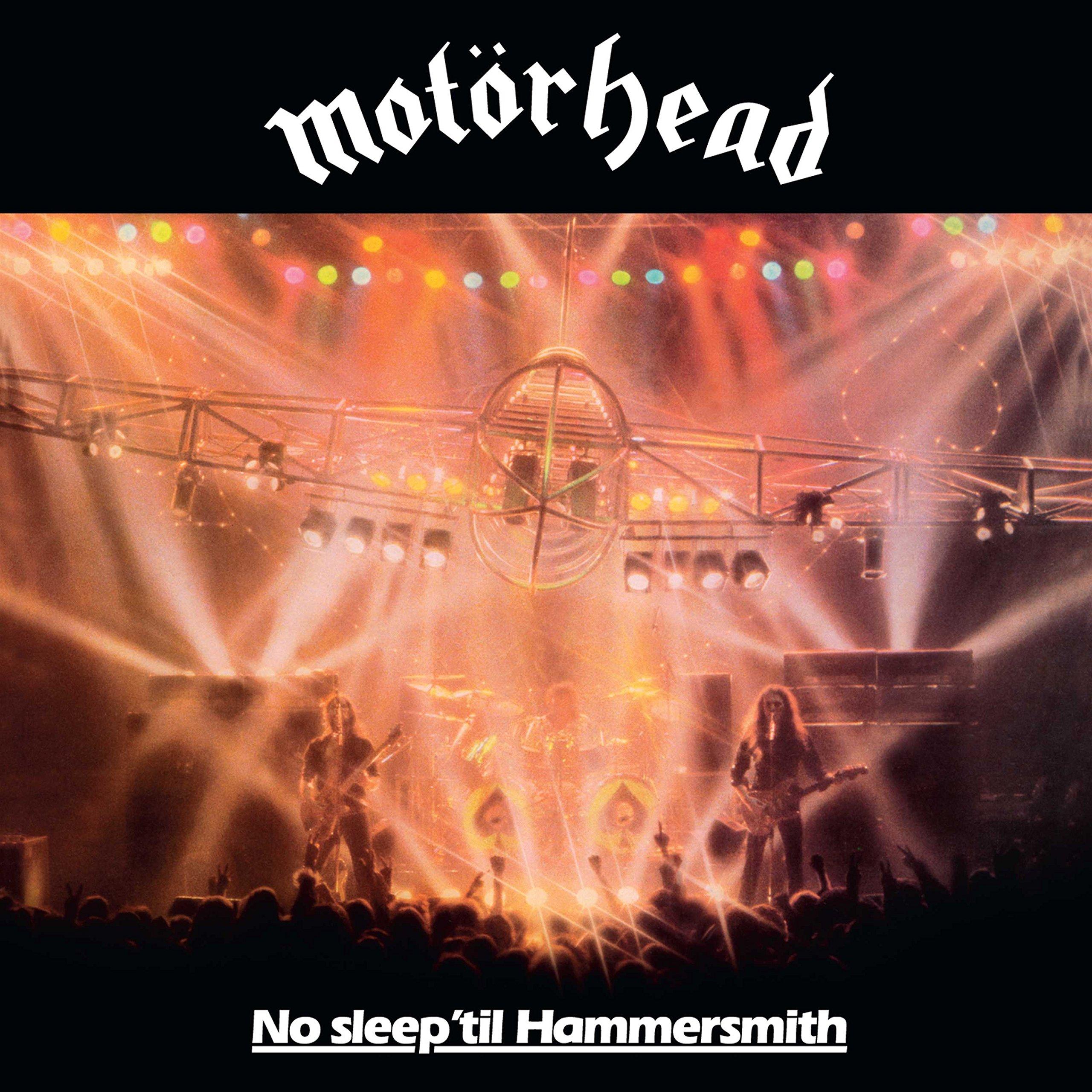 Vinilo : Motorhead - No Sleep Til Hammersmith (LP Vinyl)