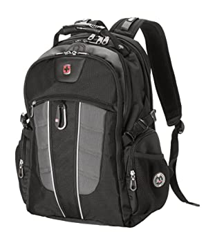 Amazon.com: SwissGear Backpack Laptop Travel Backpack ScanSmart ...