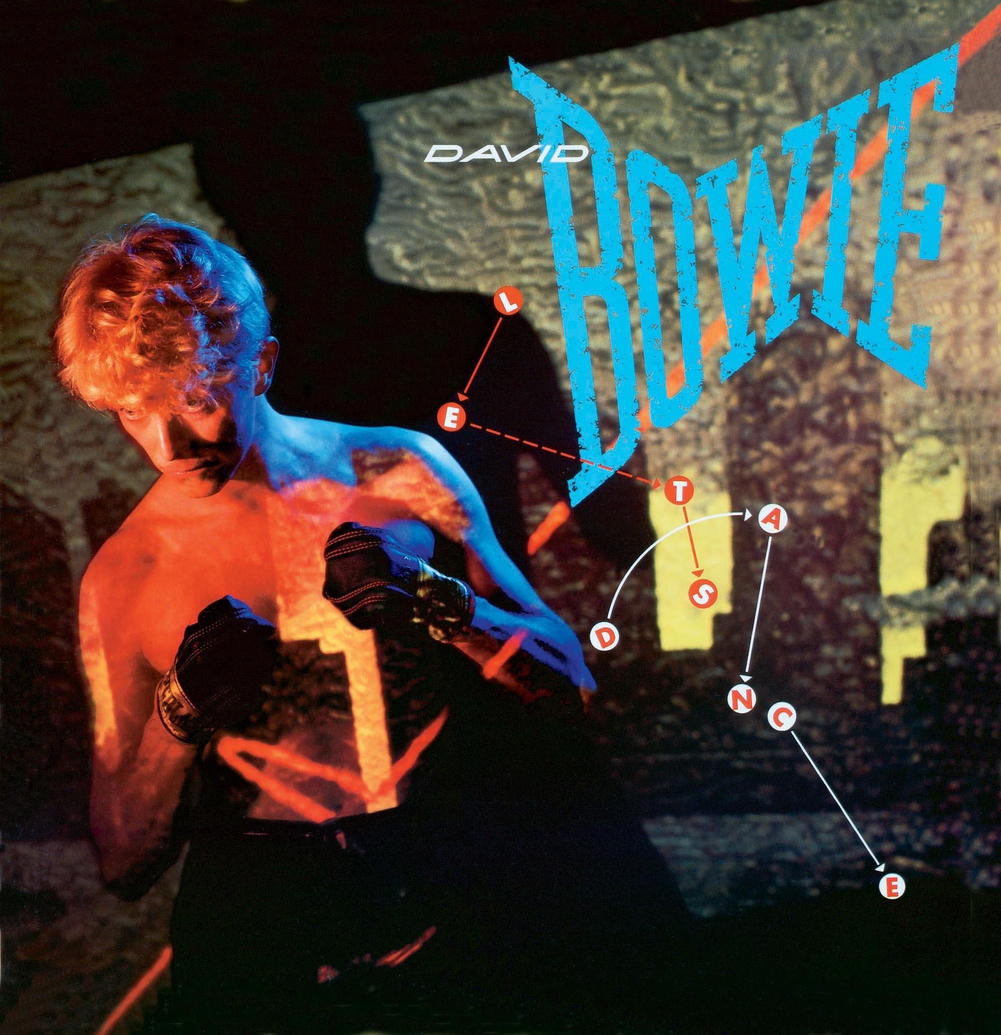CD : David Bowie - Let's Dance (Enhanced)