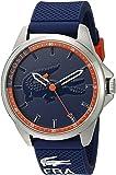 Lacoste Men's 2010842 Capbreton Analog Display Japanese Quartz Blue Watch